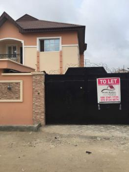 Well Finished 2 Units of 2 Bedroom Flat, Power Line, Badore, Ajah, Lagos, Flat for Rent
