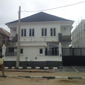New 4 Bedroom with Bq, Chevy View Estate, Lekki, Lagos, Semi-detached Duplex for Sale