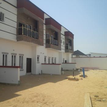 New 4 Bedroom with Bq, Lafiaji, Lekki, Lagos, Terraced Duplex for Sale