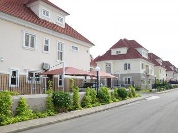 Luxury 4 Bedroom Terrace with 1 Room Bq, Brains & Hammers Estate, Life Camp, Kado, Abuja, Terraced Duplex for Rent