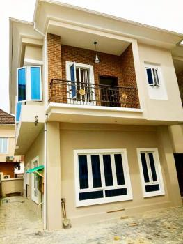 4 Bedroom Semi Detached House with a Room Bq, Idado, Lekki, Lagos, Semi-detached Duplex for Sale
