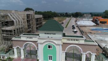 Manhattan Park and Gardens, Uke District,2km Away From Goshen City, Abuja-keffi Road, Karu, Nasarawa, Mixed-use Land for Sale