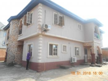 5 Bedroom Detached House on a Corner Plot Meas. 528sqm, Alaba Adams Street, Obadore, Ojo, Lagos, Detached Duplex for Sale
