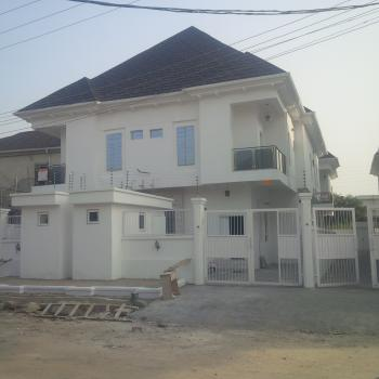 New 4bed with Bq, Chevy View Estate, Lekki, Lagos, Semi-detached Duplex for Sale