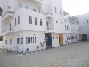 5 Bedrooms + Bq, Jahi, Abuja, Terraced Duplex for Sale