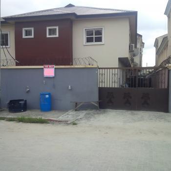 3bed with Bq, Idado, Lekki, Lagos, Terraced Duplex for Sale