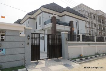 Beautiful 5 Bedroom Fully Detached House in Chevron with Space for Swimming Pool, Chevy View Estate, Lekki, Lagos, Detached Duplex for Sale