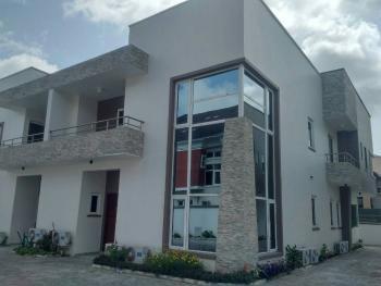 Lovely 4 Bedroom Duplex, Osborne 2, Water Front, Osborne, Ikoyi, Lagos, Detached Duplex for Rent