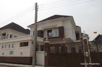 Newly Finished 5 Bedroom Fully Detached House in Chevron., Chevron, Lekki, Lagos, Detached Duplex for Sale