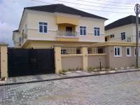5 Bedroom Duplex With Boys Quarters, Chevy View Estate, Lekki, Lagos, 5 Bedroom Detached Duplex For Sale