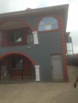 4 Flats, Alafara Ologuneru Area Ibadan, Ibadan, Oyo, Flat for Sale