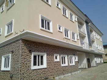 Brand New and Tastefully Finished 6 Units of 3 Bedroom Flat with a Room Bq, Wuye District Abuja, Wuye, Abuja, Flat for Rent