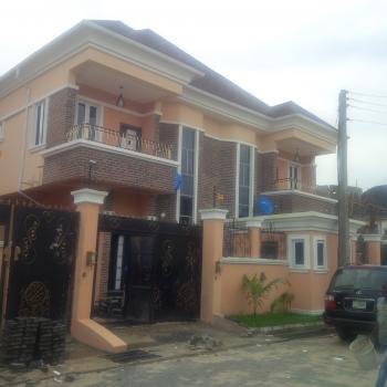New 4bed with Bq, Ikate Elegushi, Lekki, Lagos, Semi-detached Duplex for Sale