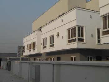 Luxury 5 Bedroom Terrace Duplex with Excellent Facilities, Igbo Efon, Idado, Lekki, Lagos, Terraced Duplex for Sale