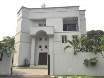 Luxury 5 Bedroom Detached House with Swimming Pool in Ikoyi, Old Ikoyi, Ikoyi, Lagos, Detached Duplex for Rent