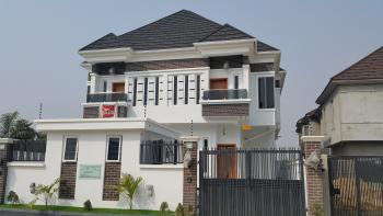 Exquisitely Finished 4 Bedroom Semi-detached House with Bq, Off Chevron Drive, Chevy View Estate, Lekki, Lagos, Semi-detached Duplex for Sale