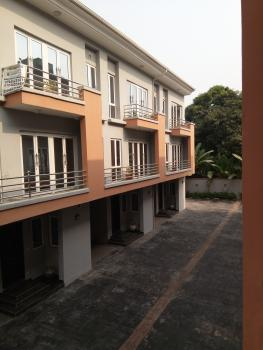 Lovely 5 Bedroom Semi Town House, Off Queen Drive, Old Ikoyi, Ikoyi, Lagos, Terraced Duplex for Rent