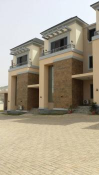 New 4 Bedroom Terrace Duplex with Bq, Guzape District, Abuja, Terraced Duplex for Rent