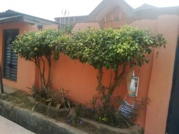Bungalow Comprising of Two Units of 2 Bedroom and One Unit of 3 Bedroom with a Gate House and a Well Trimmed Garden, Odogunyan, Ikorodu, Lagos, Terraced Bungalow for Sale