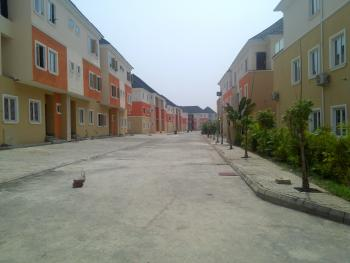 Tastefully Finished 4 Bedroom Terraced House with a Room Servant, Apo, Abuja, Terraced Duplex for Sale