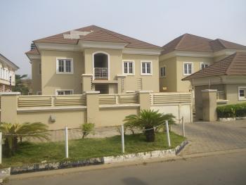 6 Bedrooms + Bq, Jabi, Abuja, Detached Duplex for Rent