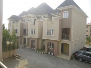 3 Bedrooms, 2 Sitting Rooms + Bq, Utako, Abuja, Terraced Duplex for Rent