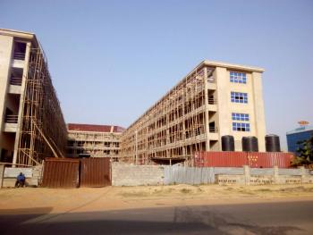 5,609sqm Commercial Plaza with 196 Shops. 28sqm per Shop with Toilet Attactached, C of O, Jabi Plaza, Jabi, Abuja, Plaza / Complex / Mall for Sale