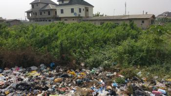 Plot of Land Measuring 669sqm Partially Fenced, Anipole Street, By Soluyi Bus Stop, Soluyi, Gbagada, Lagos, Residential Land for Sale
