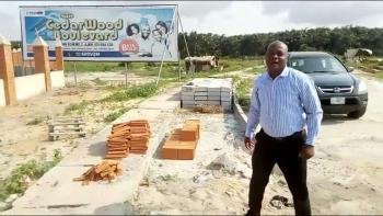 Invest in Cedarwood Boulevard Estate with N1,500,000 for 12months & Get a Gas Cooker, Lekki Phase 2, Ogombo, Ajah, Lagos, Residential Land for Sale