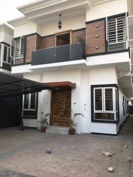 Tastefully Finished 2 Units of 5 Bedroom Detached Duplex with a Room Boys Quarter Each, Osapa, Lekki, Lagos, Detached Duplex for Sale