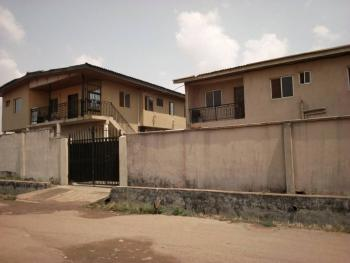 Block of 2flats of 4bedroom on Self Compound and Block of 4flats of 3bedroom Self Compound, By Gudugba Bus Stop, Off Iju Road, Fagba, Agege, Lagos, Block of Flats for Sale