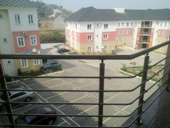 a Tastefully Finished, Serviced & Brand New 3 Bedroom Flat with 1 Room Bq, Apo, Abuja, Flat for Rent