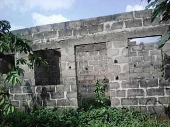 3 Bedroom Bungalow Built to Roofing Stage, Iyana Yesi, Off Toll Gate,  Ota Road, Sango Ota, Ogun, Detached Bungalow for Sale