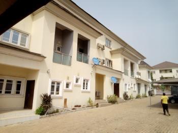 4 Bedroom Duplex +bq, Jabi, Abuja, Terraced Duplex for Rent