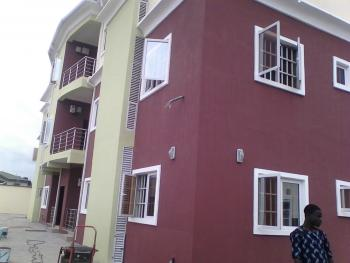 Executive Newly Built 3 Bedroom Flat in Ojodu, Morgan Estate, Ojodu, Lagos, Flat for Rent