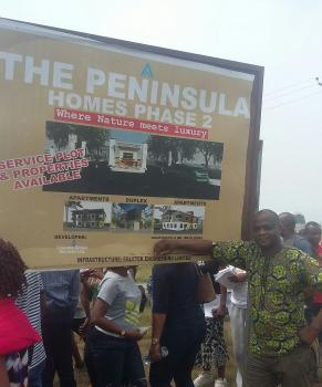 Peninsula Homes Offers a Plot, Akodo Ise, Ibeju Lekki, Lagos, Residential Land for Sale