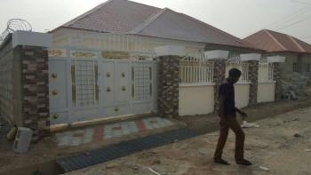 2 Bedroom Semi – Detached Bungalow, Along Trade Moore Estate, Lugbe District, Abuja, Semi-detached Bungalow for Sale