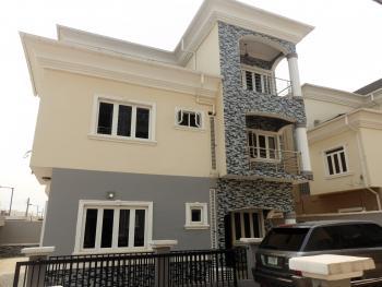 Newly Built Four Bedroom Semi Detached Duplex with a Room, Osapa, Lekki, Lagos, Semi-detached Duplex for Rent