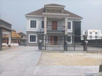 New  5 Bedroom Mansion with a Bq, Pinnock Beach Estate, Osapa, Lekki, Lagos, Detached Duplex for Sale
