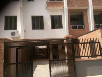 4 Bedroom Terrace House with 2 Room Bq, Parkview, Ikoyi, Lagos, Terraced Duplex for Rent