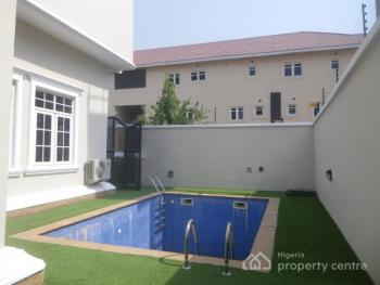 Brand New Luxury N Ambassadorial Fully Serviced 6 Bedroom Duplex with 2 Rooms Bq 2 Bedroom Chalet, Pool, Maitama District, Abuja, Detached Duplex for Rent