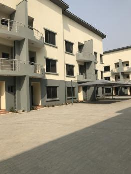 for Sale 4 Units Brand New Well Finished and Massive 4 Bedrooms Townhouses at Lekki, Romay Garden, Ilasan Road, Ikate Elegushi, Lekki, Lagos, Terraced Duplex for Sale