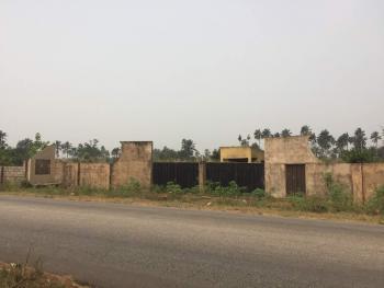 Eleven (11) Acres of Land, Abraka, Along The Abraka-ubiaruku Road, Ethiope East, Delta, Residential Land for Sale