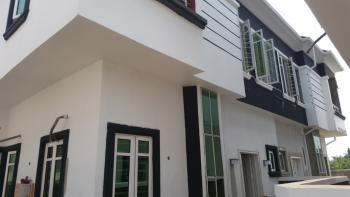 Brand New and Well Located 4 Bedroom Semi-detached House with Boys Quarter, Ikota Villa Estate, Lekki, Lagos, Semi-detached Duplex for Sale