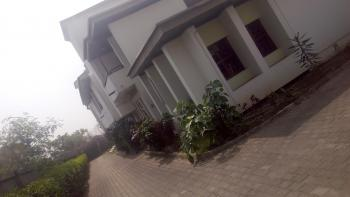 Nicely N Well Finished 4 Bedroom Twin Serviced Duplex with 2 Room Bq, Garden, Maitama District, Abuja, Semi-detached Duplex for Rent