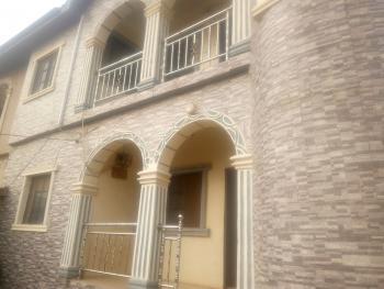 3 Bedroom Flat, No 24, Alhaji Mustapha Street, Off Believers Road, Oriokuta, Agric, Ikorodu, Lagos, Flat for Rent