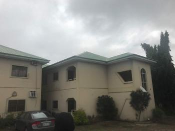 4 Units of 4 Bedroom Terrace Duplex with Bq & Guest Chalet, Ebitu, Ukiwe Street, Jabi, Abuja, Terraced Duplex for Sale