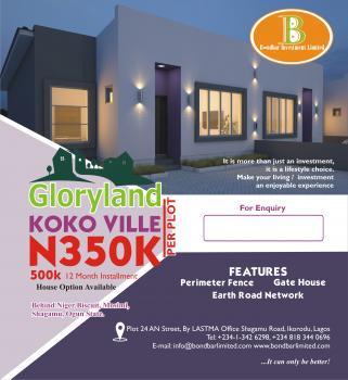 Gloryland Koko Ville - Estate, Lagos Road, Behind Niger Biscuit, Sagamu, Ogun, Mixed-use Land for Sale