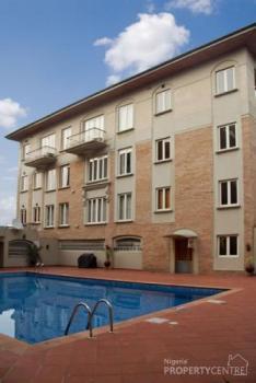 Luxury 2 Bedroom Flat Plus Bq, Stefano Cadwell, Bank Road, Old Ikoyi, Ikoyi, Lagos, Flat for Rent