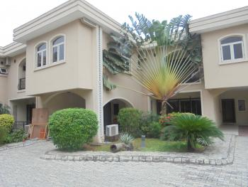 2 Units of 5 Bedroom Terrace  Duplexes + 2 Rooms Boys Quarters, Osborne Foreshore Estate, Ikoyi, Osborne, Ikoyi, Lagos, Terraced Duplex for Rent